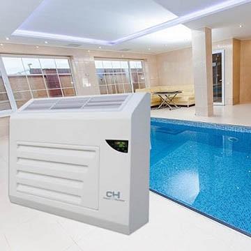 Зачем нужен осушитель воздуха в бассейне